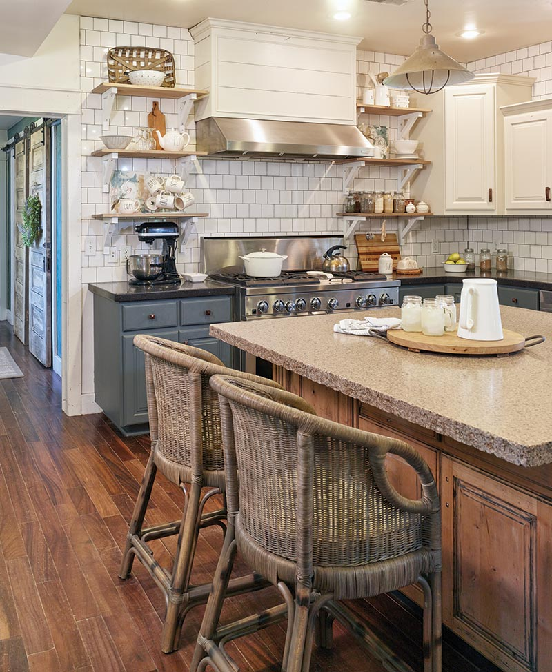 Farmhouse Is Not Just All White Which Farmhouse Style Is
