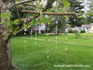 Bead suncatcher