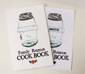 Family Reunion Cookbook images