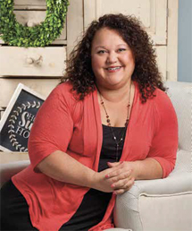 Photo of Susan Wagner, the editor of Farmhouse Style
