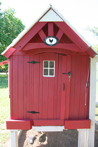 Poultry Playhouse