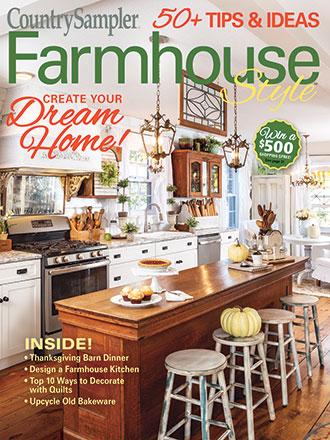 Farmhouse Style Autumn 2019