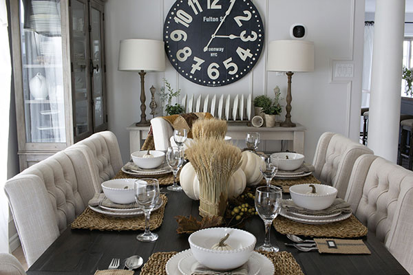 The Rustic Fall Table