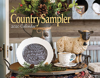 2020 Country Sampler Calendar