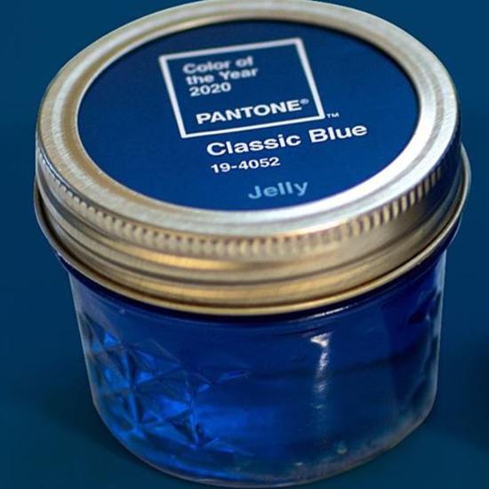 Pantone -- Classic Blue