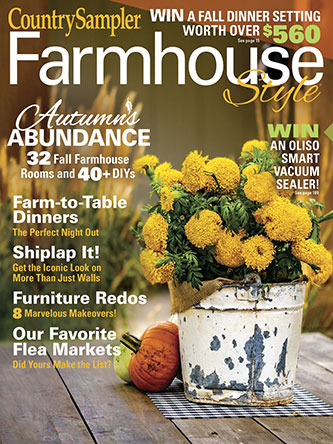 Farmhouse Style Autumn 2020