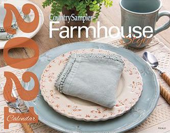 2021 Farmhouse Style calendar