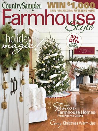 Farmhouse Style Holiday 2020