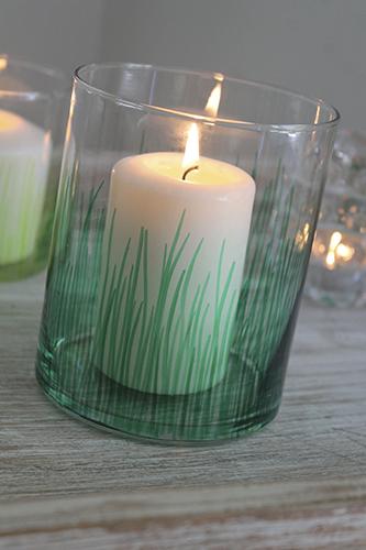 Make a Spring Candleholder