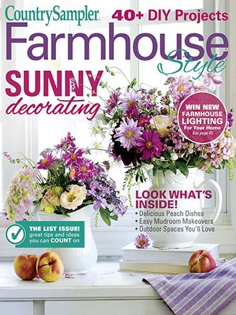Farmhouse Style Summer 2021
